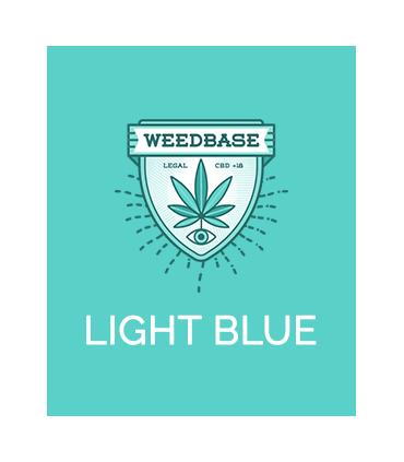 WeedBase - Light Blue