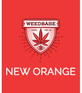 Σπόροι κάνναβης - New Orange (Weed Base)