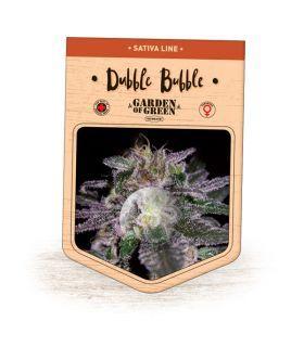 Σπόροι κάνναβης - Dubble Bubble (Garden of Green)