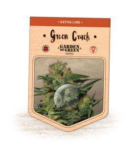 Σπόροι κάνναβης - Green Crack (Garden of Green)