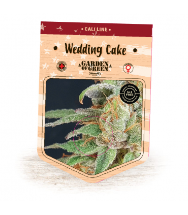 Wedding Cake (Garden of Green)