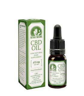 Σπόροι κάνναβης - CBD oil 3,0% (Sensi Seeds)