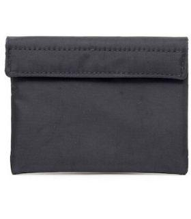 Σπόροι κάνναβης - Προστατευτικό τσέπης - Μαύρο (11.5cm × 14cm)