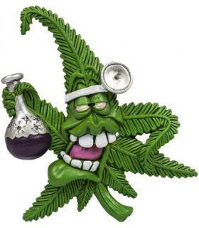 Σπόροι κάνναβης - Μαγνητάκι Cannabuds Γιατρός