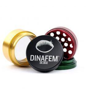 Grinder αλουμινίου Dinafem (40/50/56mm)