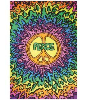 Σπόροι κάνναβης - UV Poster - Peace