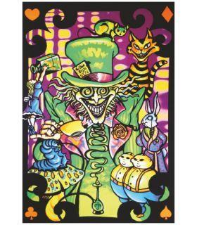 Σπόροι κάνναβης - UV Poster - Mad Hatter
