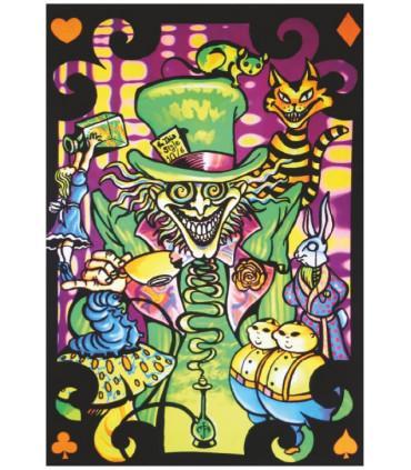 UV Poster - Mad Hatter