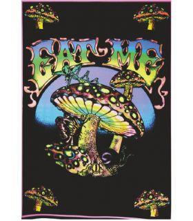 Σπόροι κάνναβης - UV Poster - Eat Me