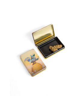 Σπόροι κάνναβης - Tin Box - Golden Owl