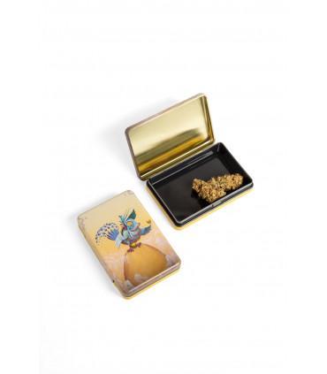 Μεταλλικό κουτί - Golden Owl
