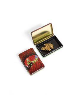 Σπόροι κάνναβης - Μεταλλικό κουτί - Smoking Mantis