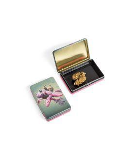 Σπόροι κάνναβης - Μεταλλικό κουτί - Cannabis Frog