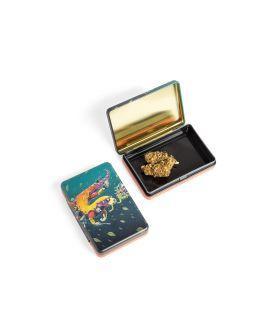 Σπόροι κάνναβης - Μεταλλικό κουτί - Stoned Seal