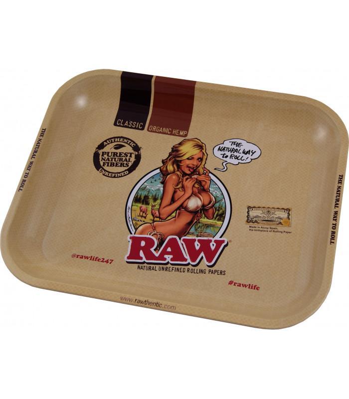 Δίσκος στριψίματος RAW - Girl - Μεσαίο 33x27,5εκ