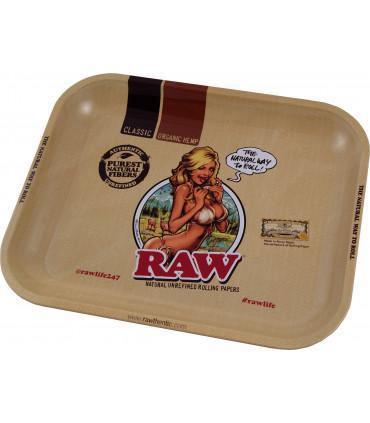 Δίσκος στριψίματος RAW - Girl - 33x27,5εκ