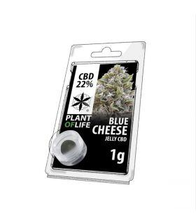 Σπόροι κάνναβης - Plant of Life - CBD Jelly 22% Blue Cheese