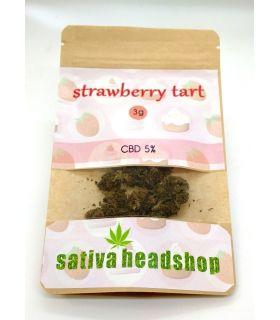 Σπόροι κάνναβης - Strawberry Tart Cannabis Light CBD (Sativa Headshop)