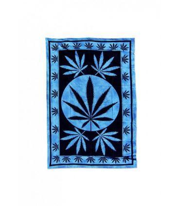 Πανό μπατίκ Cannabis Leaf
