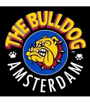 """Μεταλλικό δισκάκι """"The Bulldog Head"""" μεσαίο (27.5x17εκ)"""