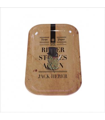 Δίσκος στριψίματος Plant of Life Jack Herer μεσαίος (27x16εκ)