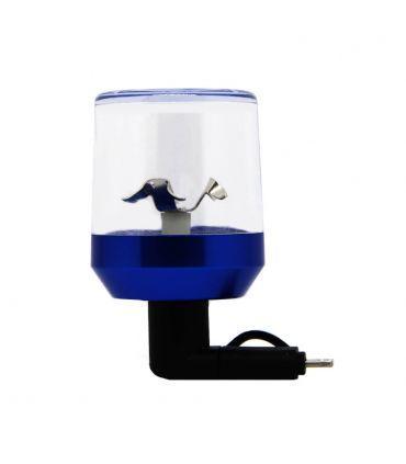 Ηλεκτρικό grinder με υποδοχές για USB-C lightning - iPhone - Android