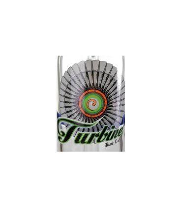 'Double Turbine' Icebong Black Leaf