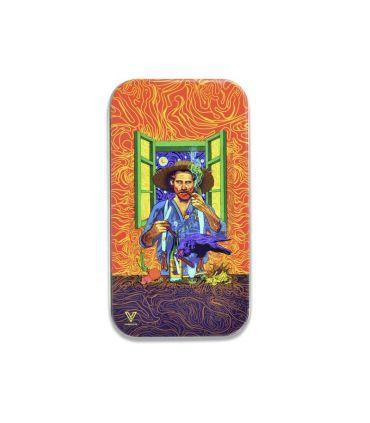 Syndicase Tin Box -Van Gogh-