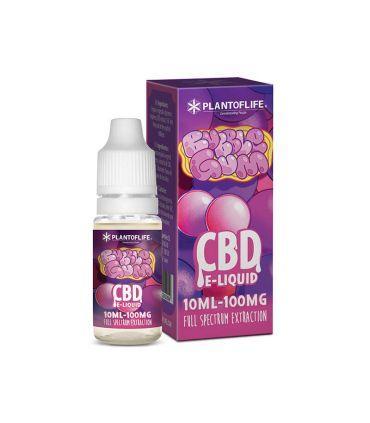 E-Liquid CBD 1% Bubblegum Plant of Life