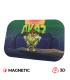 Μαγνητικό καπάκι 3D AK47 για μεσαίο δίσκο στριψίματος Best Buds (27,5X17,5εκ)