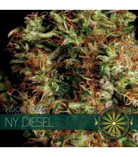 Σπόροι κάνναβης - NY Diesel (Vision Seeds)