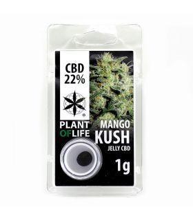 Σπόροι κάνναβης - Mango Kush CBD Jelly 22%