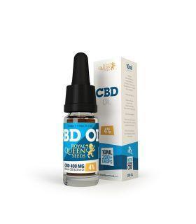 Σπόροι κάνναβης - CBD Oil 4% (Royal Queen Seeds)