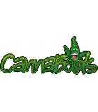 Διακοσμητικά μαγνητάκια Cannabuds.