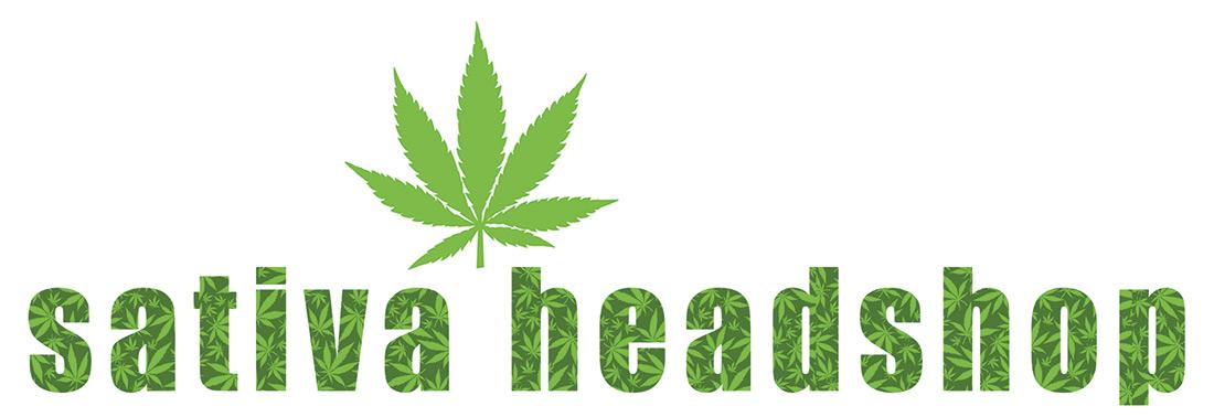Sativa Headshop Thessaloniki logo